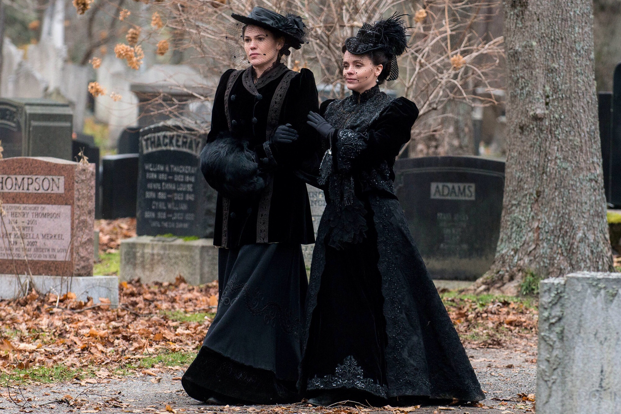 The Lizzie Borden Chronicles avec Christina Ricci